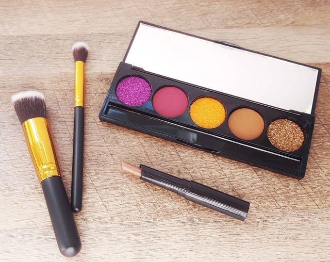 Falling for You Pretend Play Makeup Set - No mess! - Fake makeup -pretend play - kid makeup - pretend - cosmetics - play makeup