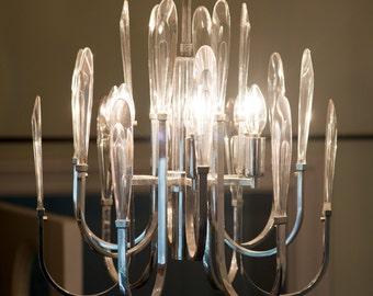 Gaetano Sciolari chandelier
