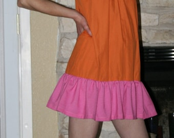 Orange and Pink - CHECK IT OUT