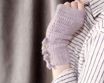 PDF Pattern Download // Crochet Spectator Gloves