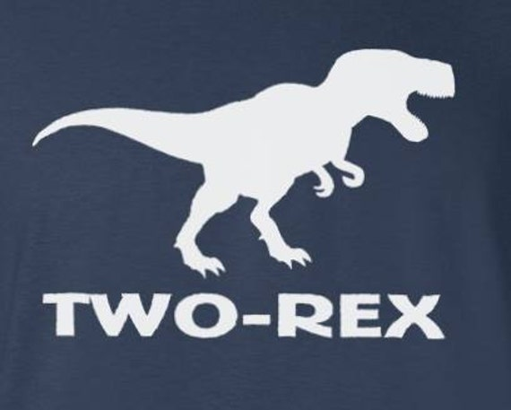 Turning 2 Dinosaur Birthday Party TwoRex