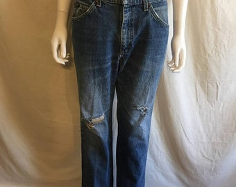Closing Shop SALE LEE jeans, high waisted mom jeans, W  waist jeans,vintage high waist jeans