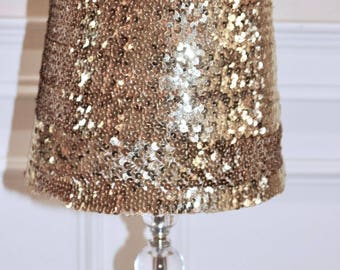 Sequin shade