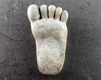 Bigfoot Fridge Magnet - Plaster Cast