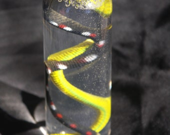 Silly Snakes All Natural 8 oz. Body Wash / Bubble Bath You Choose Scent