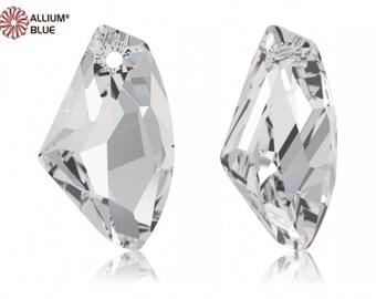 Swarovski 6656 - Galactic Vertical Crystal Pendant
