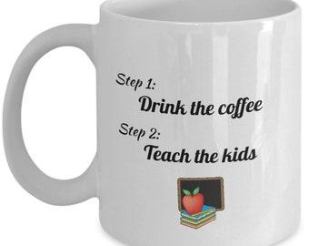 Teach The Kids