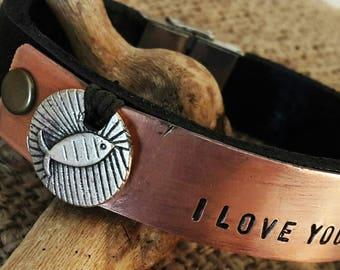 FAST SHIPPING/Christian Fish, Personalized Bracelet,Christian Bracelet, Confirmation Bracelet, First Communion Bracelet, Baptism bracelet.