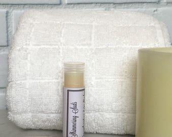 Eucalyptus Lip Balm, Essential Oil Lip Balm, Lip Balm, Unsweetened Lip Balm, Natural Lip Balm, Vegan Lip Balm, Eucalyptus Lip Butter