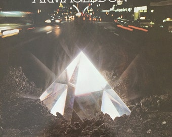 Prism Armageddon Record Lp Like New