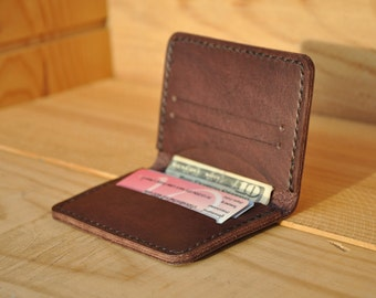 Card Holder, Card Wallet, Card Holder Wallet, Business Card Holder, Credit Card Holder, Leather Card Holder -Free Monogramming