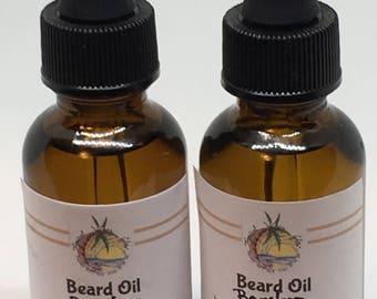 Natural Beard OIl & Conditioner