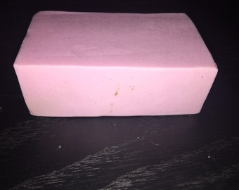 Rose Double Shea Butter Soap