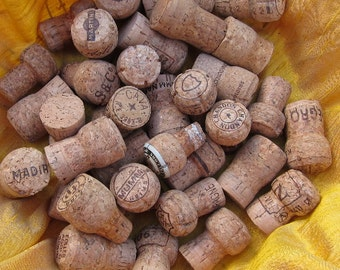 Champagne & Sparkling Wine Corks 25 Used PSS 1727