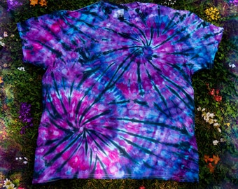 Double Spiral Galaxy [2XL]
