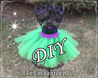Casual ariel costume etsy diy ariel mermaid tutu kit for sassy skirt girls teens teenagers dressup gown and tutu costume for do it yourself little mermaid solutioingenieria Choice Image