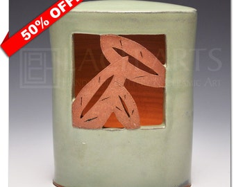 "50% OFF - ""Leaves"" (Votive)"