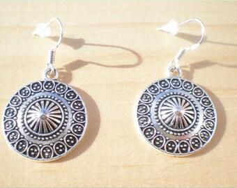 Bohemian Retro Earrings, Charm Jewelry, Jewelry Findings