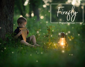 Firefly Overlays,PNG, Photoshop overlay, Fantasy, Magical fairy, Glitter trail, Star trail, Sparkle trail,  Fairy Dust, Pixie dust