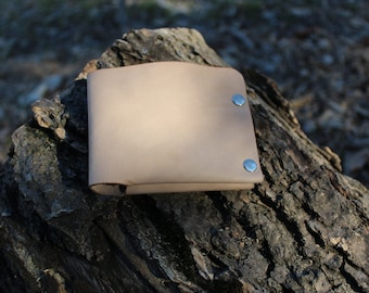 Mens Wallet, Mens Leather Wallet, Handmade Wallet, Leather Wallet, Thin Leather Wallet, Mens Wallets, Gift Idea, Bifold Wallet, Man