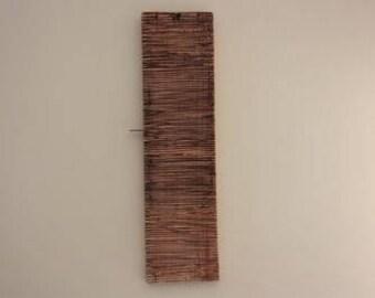 Reclaimed wood frame line Zoom M
