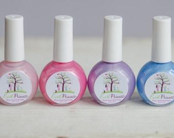 Natural Water-based Nail Polish