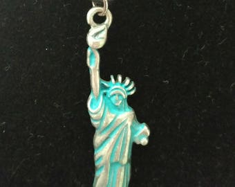 Statue of Liberty Pendant Necklace