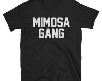 Mimosa Gang Breakfast and Brunch Shirt