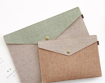 Contracted Envelope Pouch Case Receive Pouch