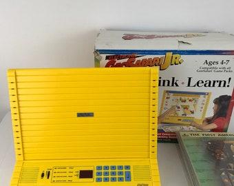 GeoSafari Jr Electronic Educational Learning Game with Learning Game Cards Geo Safari