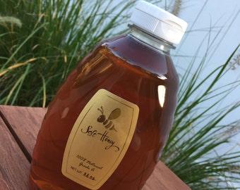 Soft Honey 32 Oz Wildflower Honey