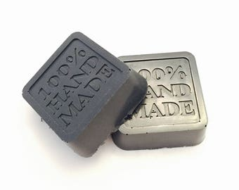 Activated Charcoal Patchouli Oil Bar