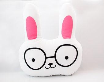 Large Bunny Pillow