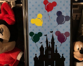 Disney Inspired Pressed Penny Book