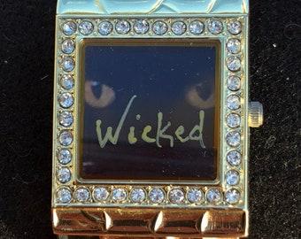 Wicked Watchless Halloween Bracelet