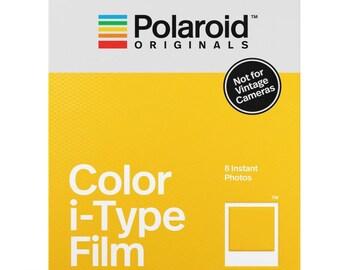 Polaroid Orinigals Color Film for i-Type