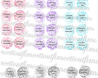 48 images-digital pregnancy, it is to... round 25mm bottom small heart (send email)