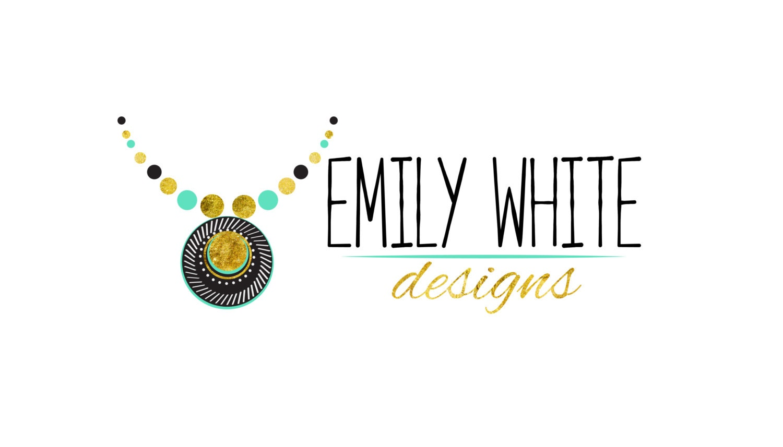Digital custom logo design necklace logo jewelry logo for Custom made jewelry stores