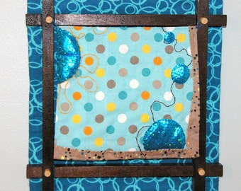 Everyday Balloons Quilt / Art Quilt / Wall Hanging