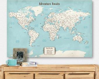 Travel map etsy gumiabroncs Choice Image