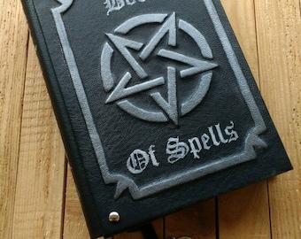 Spellbook. Completely Handmade