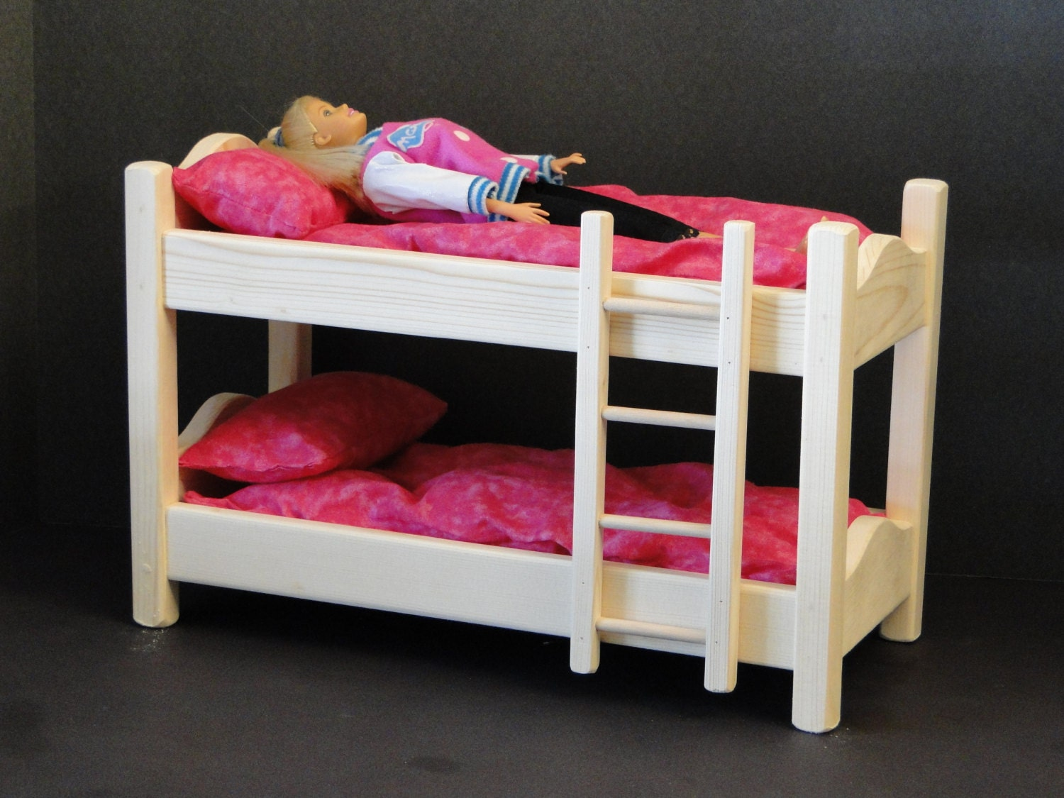doll en bed accessory bunk giftset fashion pack stacie beds sisters barbie with