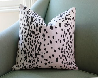 Dalmatian Print Pillow Covers