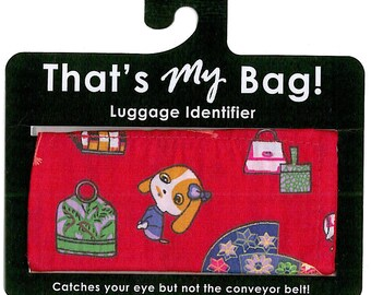 That's My Bag - Red Fan