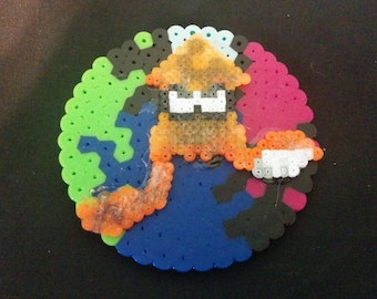 Splatoon Keychain