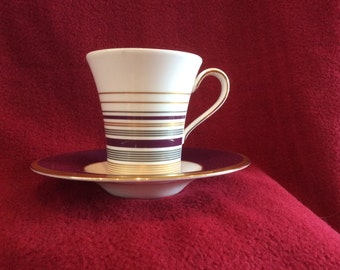 Wedgwood Escape Coffee Cup & Saucer