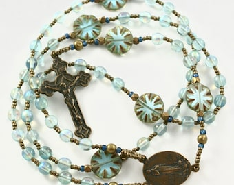 Stella Maris Star of Mary Five Decade Rosary