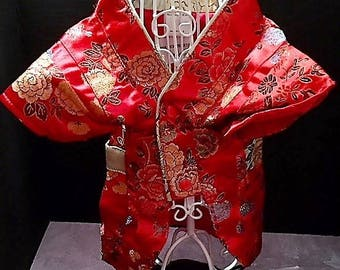 Oriental Dress for Dogs