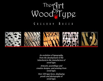 The Art of Woodtype