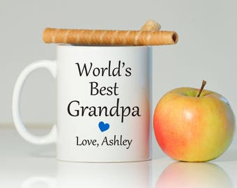 Grandpa gift, Gift for grandpa, Grandpa mug, Gift for grandfather, Grandfather gift, Grandfather mug, Grandpa Father's Day, Grandpa birthday